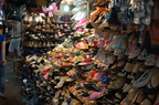 Shoes at Psar Chaa markets