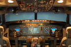 Flight Experience 737 simulator