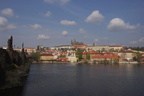 The Danube and cathedral