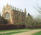 Keble College Chapel (A)