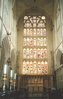 Bath Abbey Interior (A)