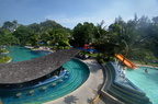 View from our room, Holiday Inn Resort Krabi