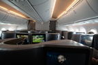 Singapore Airlines 787-10 business class